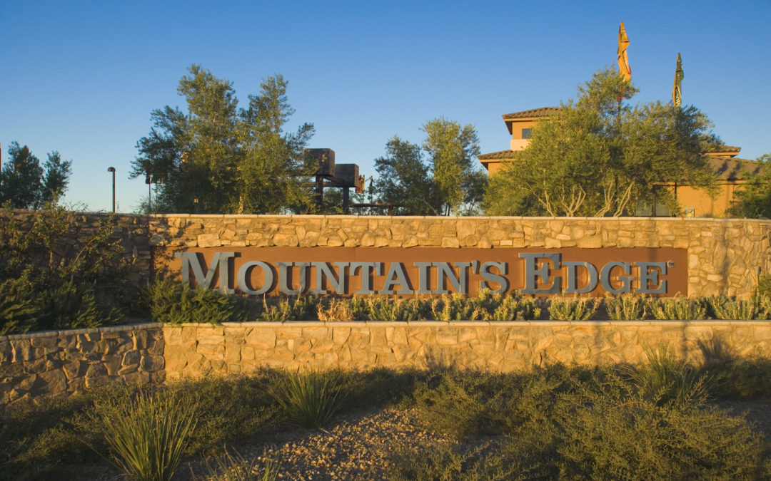 Mountain's Edge Homes for Sale