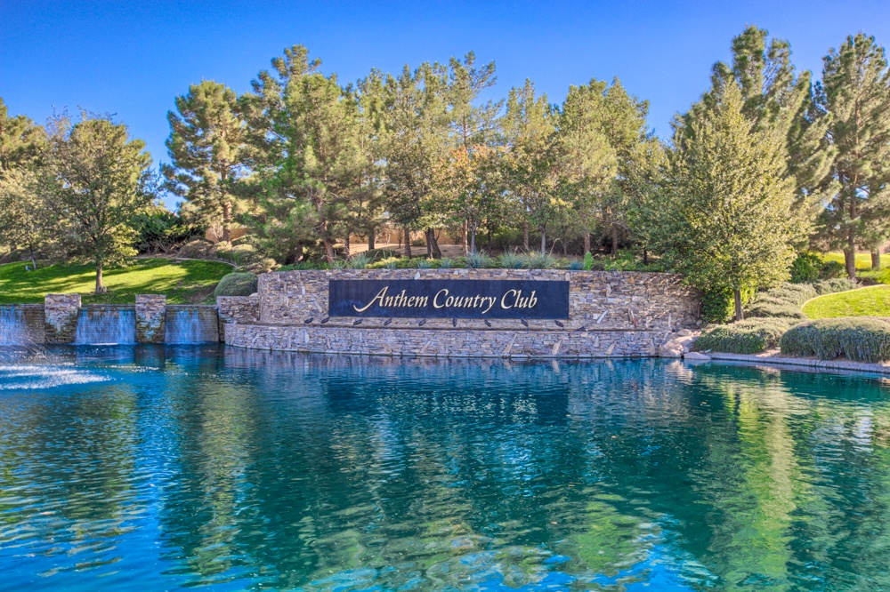 Anthem Homes for Sale