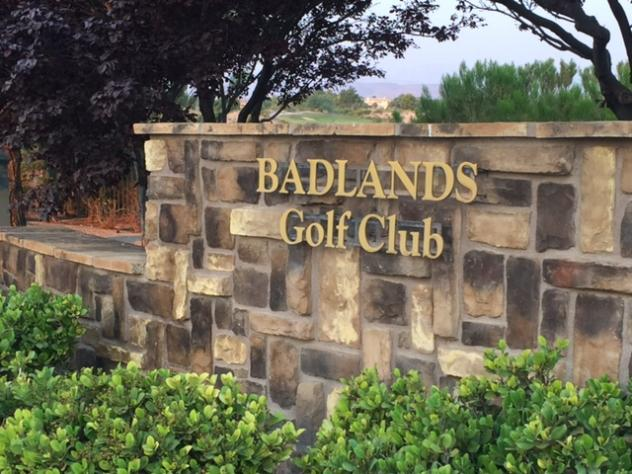 Badlands Golf Course Homes for Sale