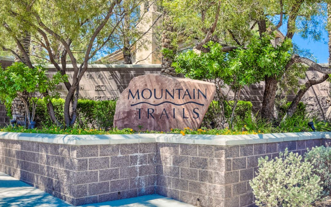 Mountain Trails Homes for Sale