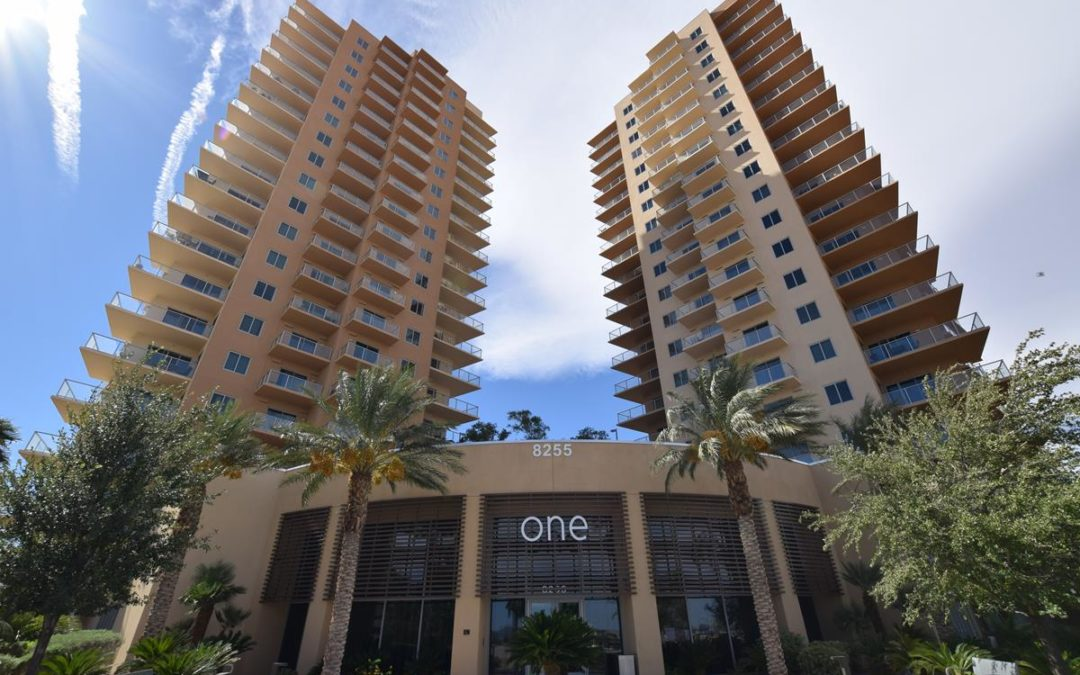One Las Vegas Condos for Sale